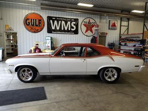 1971 Chevrolet Nova for sale in Upper Sandusky, OH