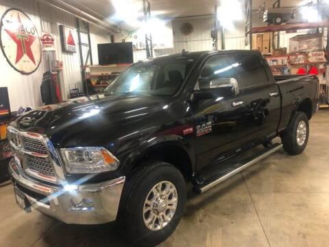 2018 RAM Ram Pickup 2500 Laramie for sale at Wyandot Motor Sales in Upper Sandusky OH