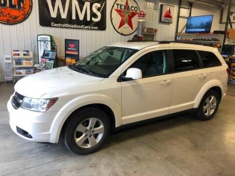 2010 Dodge Journey SXT for sale at Wyandot Motor Sales in Upper Sandusky OH