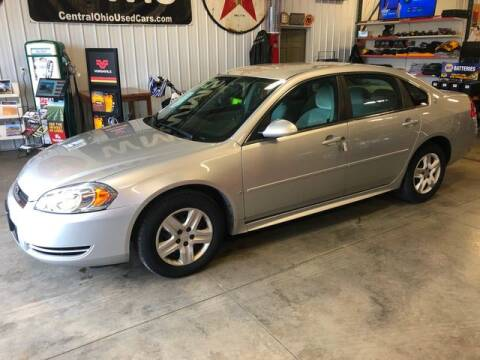 2009 Chevrolet Impala LS for sale at Wyandot Motor Sales in Upper Sandusky OH