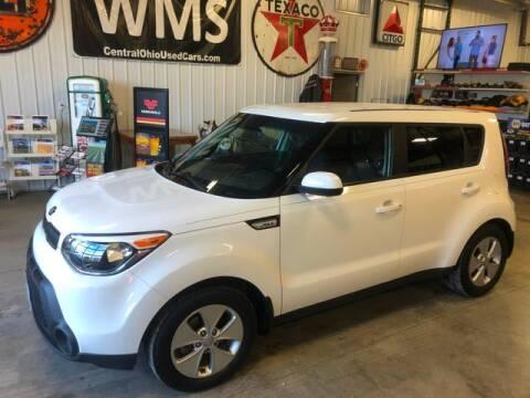 2015 Kia Soul for sale at Wyandot Motor Sales in Upper Sandusky OH