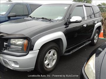 2003 Chevrolet TrailBlazer for sale in Lovettsville, VA