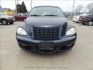 2005 Chrysler PT Cruiser for sale in Lovettsville, VA