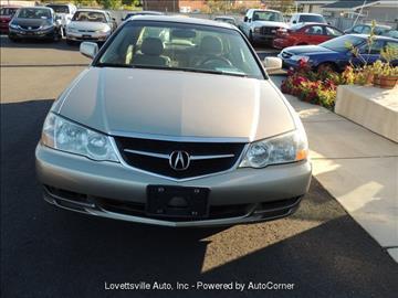 2003 Acura TL for sale in Lovettsville, VA