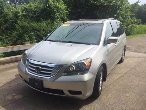 2009 Honda Odyssey for sale at McAllister's Auto Sales LLC in Van Buren AR
