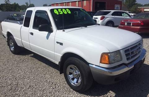 2002 Ford Ranger for sale in Van Buren, AR