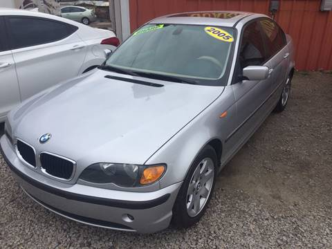 2005 BMW 3 Series for sale at McAllister's Auto Sales LLC in Van Buren AR