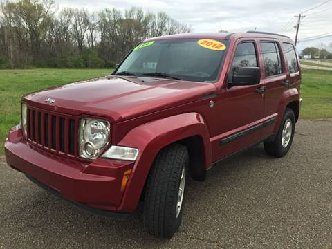 2012 Jeep Liberty for sale in Van Buren, AR