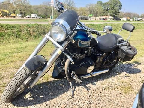 2006 Triumph Speedmaster for sale in Van Buren, AR