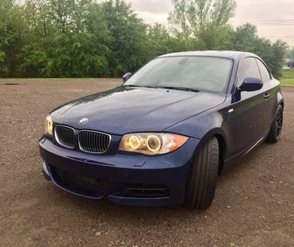 2011 BMW 1 Series for sale at McAllister's Auto Sales LLC in Van Buren AR