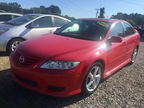 2005 Mazda MAZDA6 for sale at McAllister's Auto Sales LLC in Van Buren AR