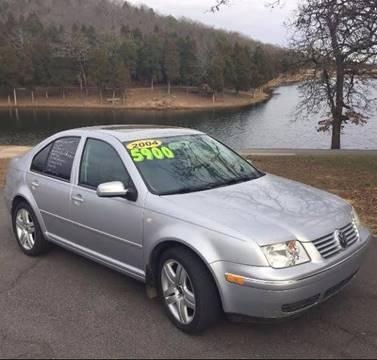 2004 Volkswagen Jetta for sale at McAllister's Auto Sales LLC in Van Buren AR