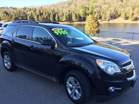 2011 Chevrolet Equinox for sale at McAllister's Auto Sales LLC in Van Buren AR
