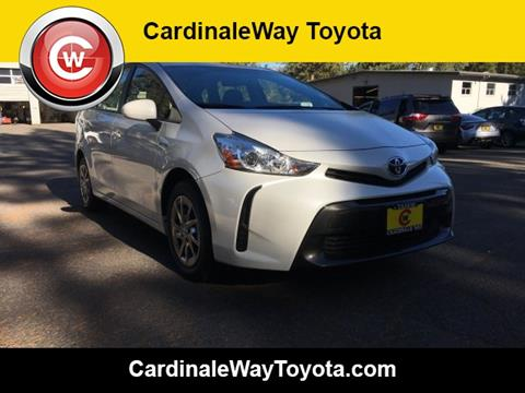 2017 Toyota Prius v for sale in South Lake Tahoe, CA