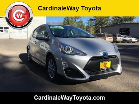 2017 Toyota Prius c for sale in South Lake Tahoe, CA