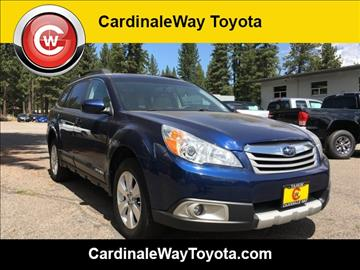 2011 Subaru Outback for sale in South Lake Tahoe, CA