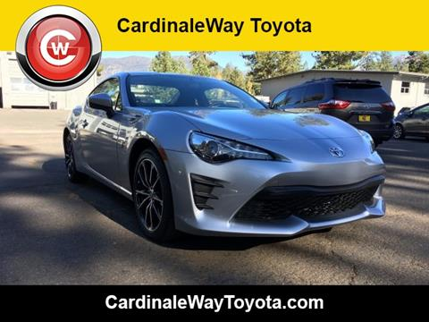 2017 Toyota 86 for sale in South Lake Tahoe, CA