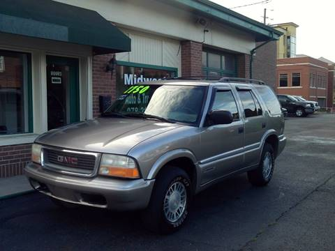 2000 GMC Jimmy for sale in Delaware, OH