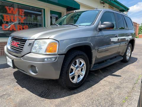 2005 GMC Envoy for sale in Delaware, OH