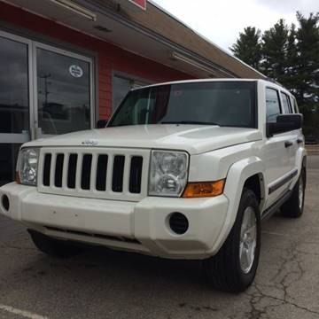 2006 Jeep Commander for sale in Delaware, OH