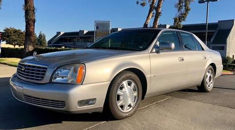 2005 Cadillac DeVille for sale in Costa Mesa, CA