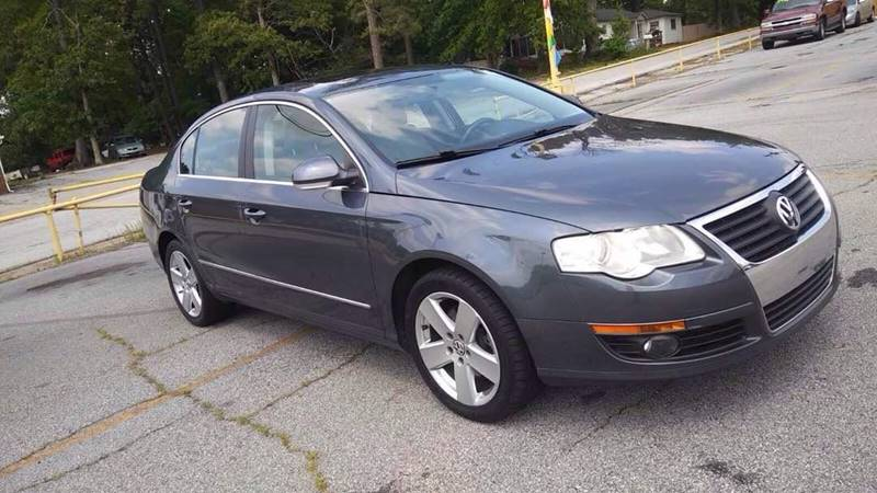 2009 Volkswagen Passat Komfort 4dr Sedan - Lake City GA