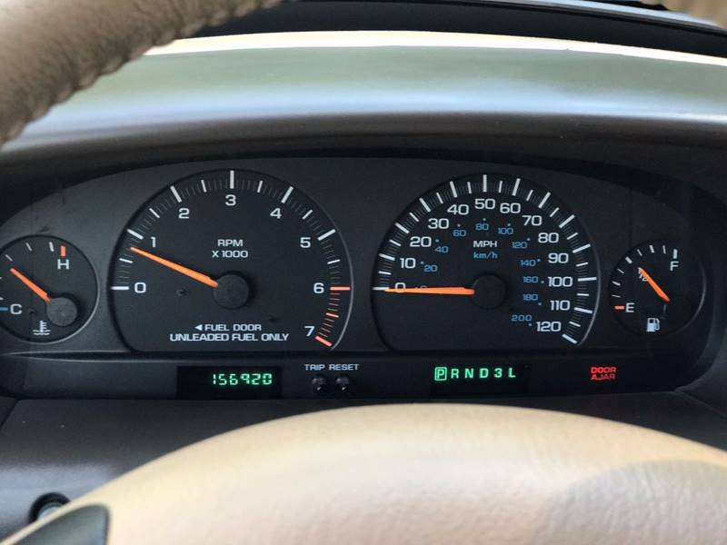 1998 Chrysler Town and Country 4dr LX Extended Mini-Van - Lake City GA