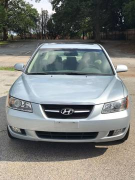 2008 Hyundai Sonata for sale at Affordable Dream Cars in Lake City GA