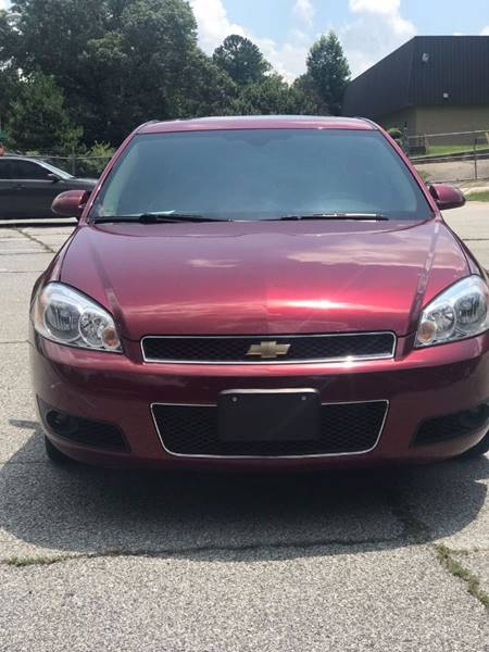 2008 Chevrolet Impala for sale at Affordable Dream Cars in Lake City GA