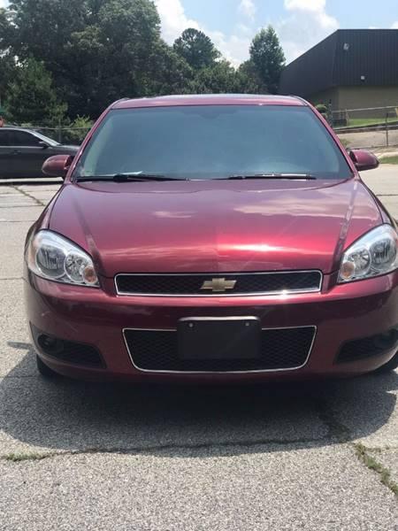 2008 Chevrolet Impala SS 4dr Sedan   Lake City GA