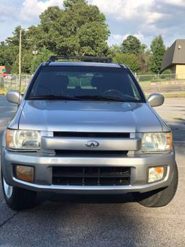 2002 Infiniti QX4 for sale at Affordable Dream Cars in Lake City GA
