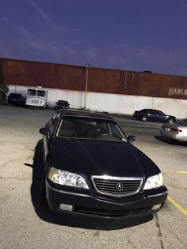 1999 Acura RL for sale at Affordable Dream Cars in Lake City GA