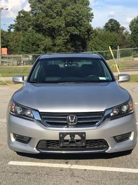 2013 Honda Accord for sale at Affordable Dream Cars in Lake City GA