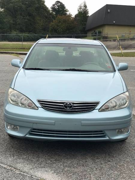 2005 Toyota Camry for sale at Affordable Dream Cars in Lake City GA