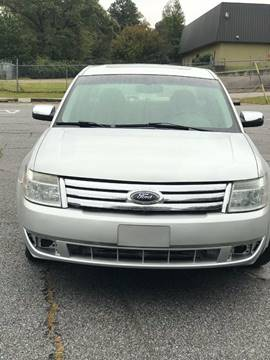 2009 Ford Taurus for sale at Affordable Dream Cars in Lake City GA