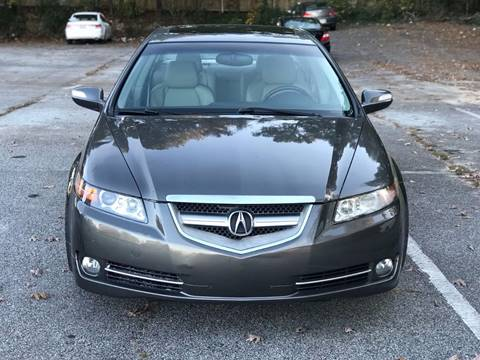2008 Acura TL for sale at Affordable Dream Cars in Lake City GA