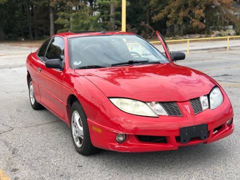 2004 Pontiac Sunfire for sale at Affordable Dream Cars in Lake City GA