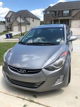 2011 Hyundai Elantra for sale at Affordable Dream Cars in Lake City GA