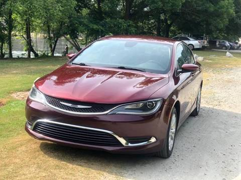 2015 Chrysler 200 for sale at Affordable Dream Cars in Lake City GA