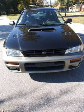 1999 Subaru Impreza for sale at Affordable Dream Cars in Lake City GA