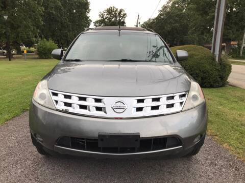 2005 Nissan Murano for sale at Affordable Dream Cars in Lake City GA