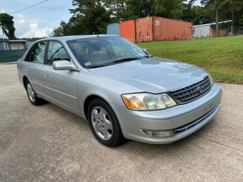 2004 Toyota Avalon for sale at Affordable Dream Cars in Lake City GA