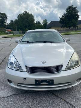2005 Lexus ES 330 for sale at Affordable Dream Cars in Lake City GA