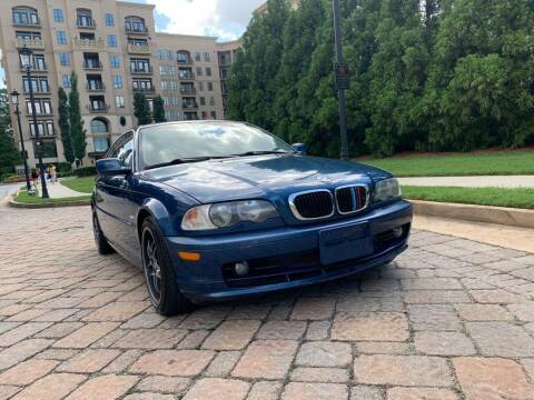 2002 BMW 3 Series for sale at Affordable Dream Cars in Lake City GA