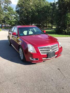 2010 Cadillac CTS for sale at Affordable Dream Cars in Lake City GA