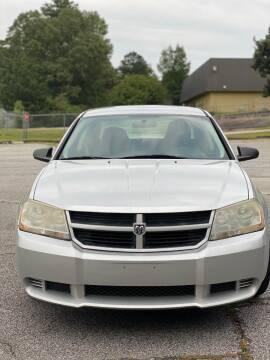 2010 Dodge Avenger for sale at Affordable Dream Cars in Lake City GA