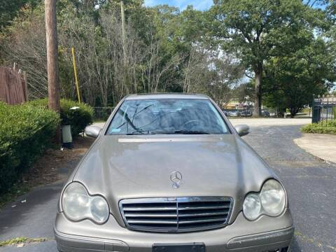 2006 Mercedes-Benz C-Class for sale at Affordable Dream Cars in Lake City GA