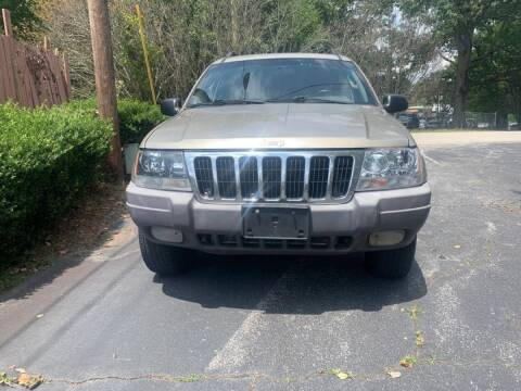 2003 Jeep Grand Cherokee for sale at Affordable Dream Cars in Lake City GA