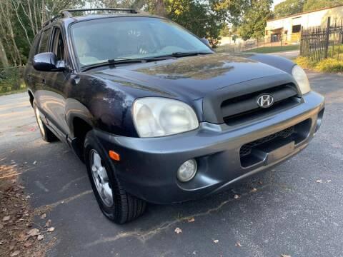 2005 Hyundai Santa Fe for sale at Affordable Dream Cars in Lake City GA