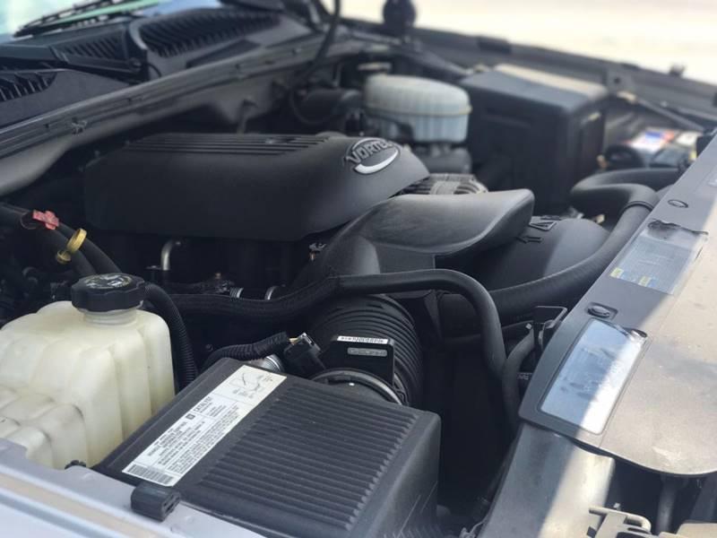2004 Chevrolet Silverado 1500 2dr Standard Cab Work Truck 4WD LB - Lake City GA